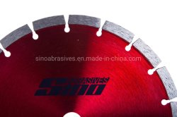Segment Diamond Saw Blade for Cutting Concrete Use in Machinery