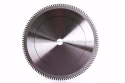 Industrial Class Quality Tct Carbide Saw Blade with Ceratizit Tungsten and Sumitomo Tips for Aluminium Cutting